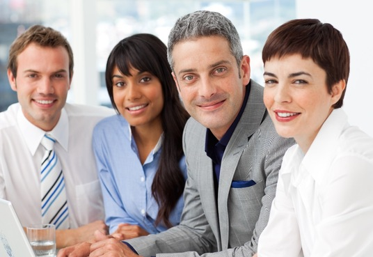Group of people  - VQManager e-portfolio apprenticeships